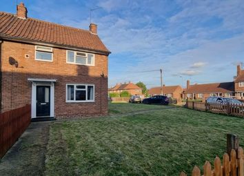 Thumbnail 2 bed end terrace house for sale in Farlington Close, Hull
