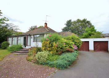 Thumbnail 3 bed detached bungalow for sale in Oldfield Road, Heswall, Wirral