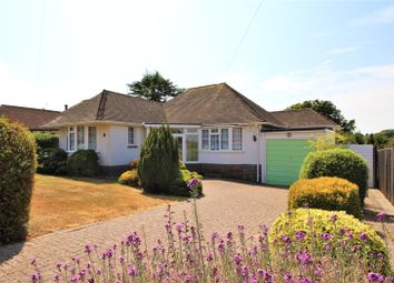 Thumbnail 2 bedroom bungalow for sale in Cissbury Avenue, Findon Valley, Worthing, West Sussex