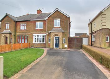 3 bed semi-detached house for sale in Ashby Road, Coalville LE67