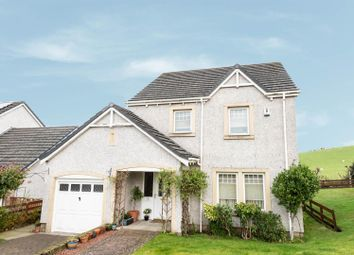 Thumbnail 4 bed detached house for sale in Brandywell Road, Abernethy, Perth