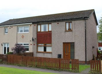 Thumbnail 3 bed end terrace house for sale in Beechmount Court, Shotts