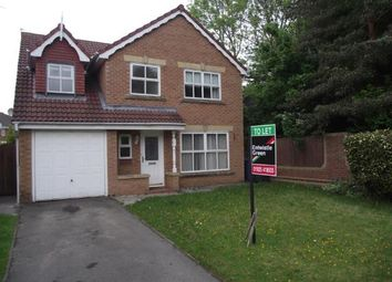 Thumbnail 5 bed detached house for sale in California Close, Great Sankey, Warrington, Cheshire