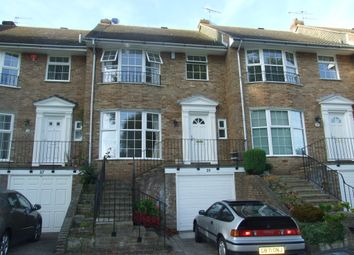 Thumbnail 3 bed terraced house to rent in Beechwood Crescent, Summerdown, Eastbourne