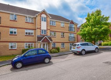 Thumbnail 2 bed flat for sale in Dakin Close, Maidenbower, Crawley