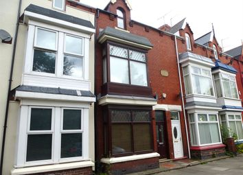 Thumbnail 4 bed terraced house for sale in Colwyn Road, Hartlepool