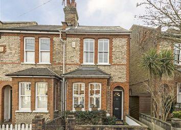 Thumbnail 3 bed terraced house for sale in Bushy Park Road, Teddington