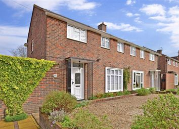 Thumbnail 3 bedroom semi-detached house for sale in Stratton Avenue, Wallington, Surrey