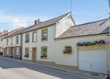 Thumbnail 4 bed terraced house for sale in Victoria Street, Combe Martin, Ilfracombe