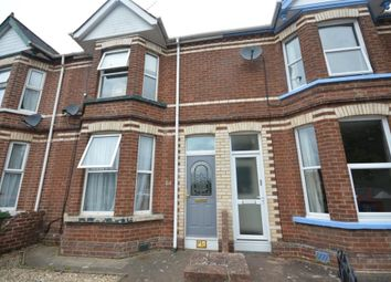 Thumbnail 3 bed terraced house for sale in Wellington Road, St Thomas, Exeter