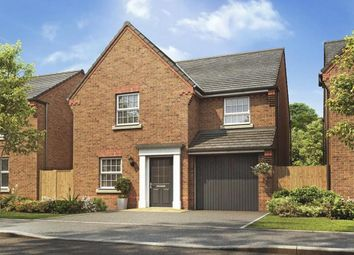 "Thumbnail 3 bed detached house for sale in ""Abbeydale"" at Hanzard Drive, Wynyard Business Park, Wynyard, Billingham"