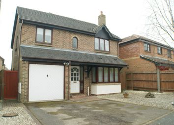 Thumbnail 4 bed detached house to rent in Bluebell Close, Kingsnorth