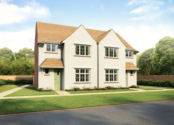 "Thumbnail 3 bedroom semi-detached house for sale in ""Ludlow"" at Westend, Stonehouse"