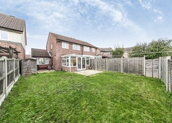 Thumbnail 4 bed semi-detached house for sale in Guy Cook Close, Great Cornard, Sudbury