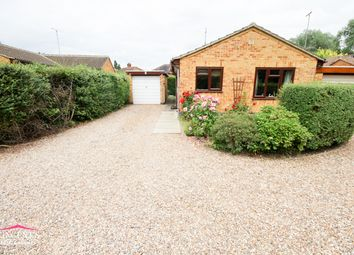 Thumbnail 2 bed detached bungalow for sale in The Poplars, Leicester