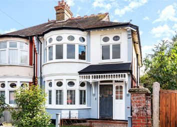 Thumbnail Flat for sale in Hamilton Crescent, Palmers Green, London