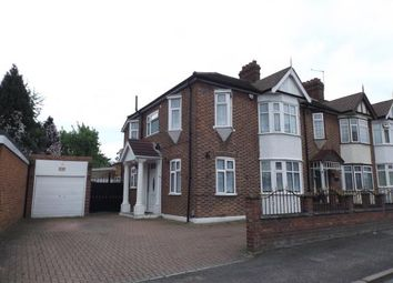 Thumbnail 5 bed end terrace house for sale in Crescent, Chingford, London
