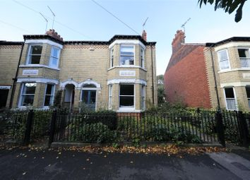 Thumbnail 4 bed end terrace house for sale in Marlborough Avenue, Princes Avenue, Hull