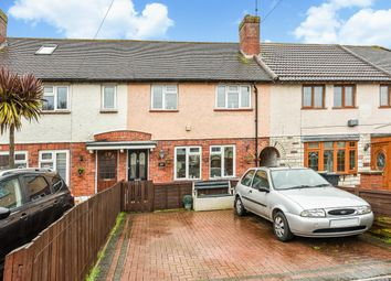 Thumbnail 3 bed terraced house for sale in Eastern Avenue, Southsea