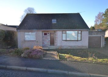 Thumbnail 3 bed detached house for sale in Genedin, 14 Weensgate Drive Hawick