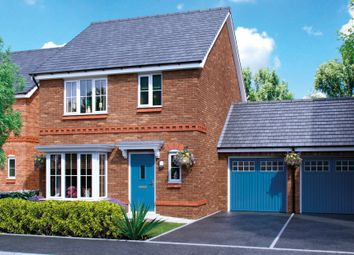 Thumbnail 3 bed detached house for sale in Barrowby Road, Grantham, Lincolnshire
