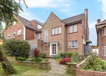 Thumbnail 4 bedroom detached house for sale in Crooked Usage, Finchley N3,
