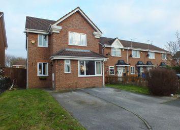 Thumbnail 3 bed detached house for sale in Aldersea Close, Burslem, Stoke-On-Trent