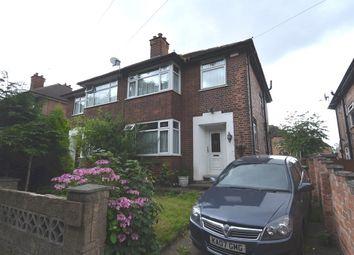 Thumbnail 3 bedroom end terrace house for sale in Hucknall Road, Nottingham