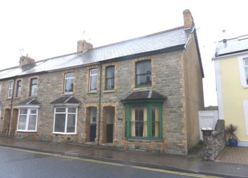 Thumbnail 3 bed end terrace house for sale in New Road, Porthcawl