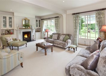 Thumbnail 6 bed detached house for sale in Youlbury, Boars Hill, Oxford