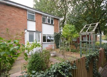 Thumbnail 3 bed end terrace house for sale in Enfield Close, Houghton Regis, Dunstable