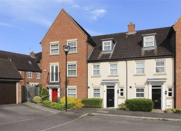 Thumbnail 3 bedroom town house for sale in Stonebridge Grove, Monkston Park, Milton Keynes