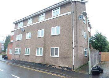 Thumbnail 2 bed flat to rent in High Street, Wem, Shrewsbury