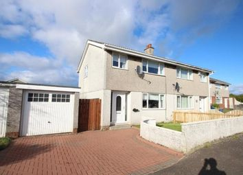 Thumbnail 3 bedroom semi-detached house for sale in Blairdenan Avenue, Moodiesburn, Glasgow, North Lanarkshire