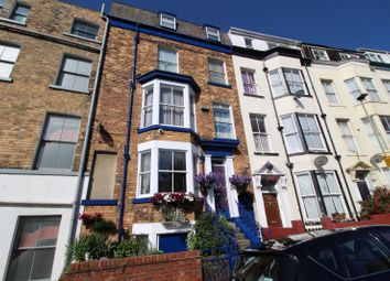 Thumbnail 4 bed terraced house for sale in New Queen Street, Scarborough, North Yorkshire