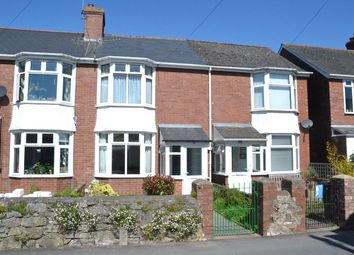 Thumbnail 2 bed terraced house for sale in Ashford Road, Topsham, Exeter