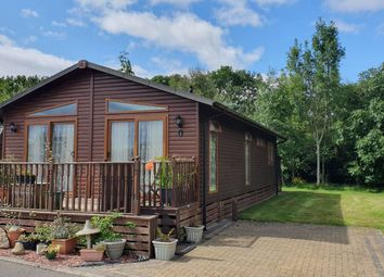 Thumbnail 3 bed lodge for sale in Amotherby Lane, Amotherby, Malton