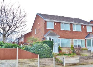 Thumbnail 3 bedroom semi-detached house for sale in Fairless Road, Eccles, Manchester