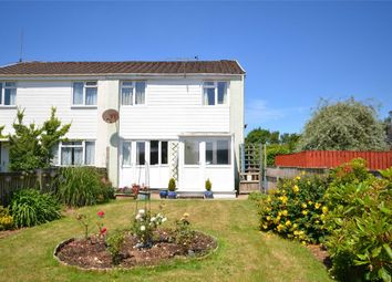 Thumbnail 3 bed semi-detached house for sale in Eglos Road, Shortlanesend, Truro, Cornwall