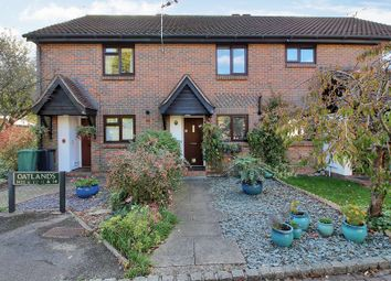 Thumbnail 2 bed terraced house for sale in Oatlands, Horley, Surrey