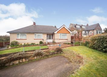 Thumbnail 3 bed detached bungalow for sale in Yallands Hill, Monkton Heathfield, Taunton