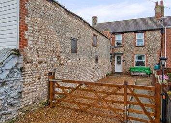 Thumbnail 2 bedroom terraced house for sale in Hythe Road, Methwold, Thetford