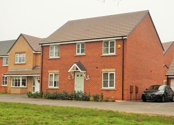 Thumbnail 4 bed detached house for sale in Machecoul Place, Shifnal Shropshire