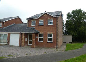 Thumbnail 3 bed semi-detached house for sale in Parc Yr Ynn, Llandysul