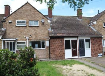 Thumbnail 2 bed terraced house for sale in Shaftesbury Avenue, Park North, Swindon