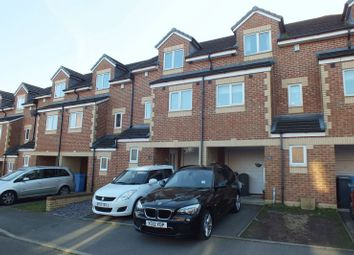 Thumbnail 3 bed mews house for sale in Botham Grove, Tunstall, Stoke-On-Trent