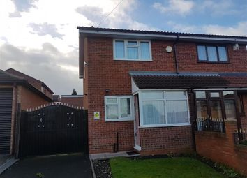 Thumbnail 2 bed property to rent in Nelson Street, West Bromwich