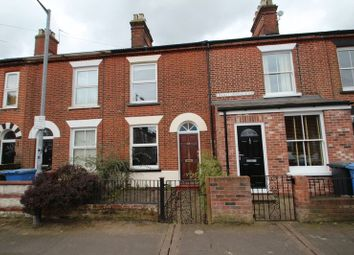 Thumbnail 3 bedroom terraced house for sale in Cricket Ground Road, Norwich