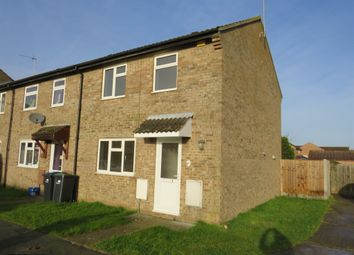 Thumbnail 3 bedroom end terrace house for sale in Croft Park Road, Littleport, Ely