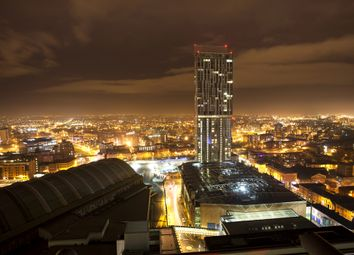 Thumbnail 2 bed flat for sale in Ducie Street, Manchester